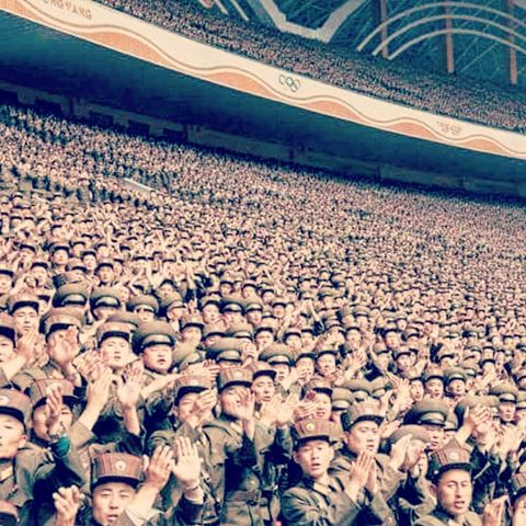 Image result for curva north korea