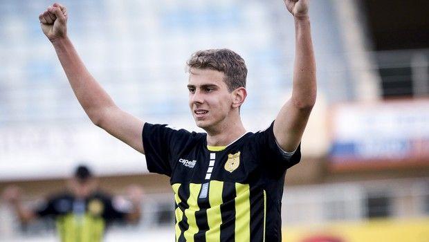 Giannis Iatroudis Ergotelis FC