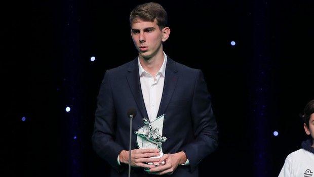Giannis Iatroudis prijs talent van het jaar